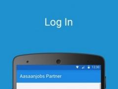 Aasaanjobs Partner 1.0.22 Screenshot