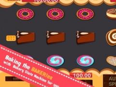 ABaking Wheel of Sweets Free - Bakery Slots Machine Simulator 1.0 Screenshot