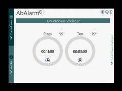 AbAlarm 9m Screenshot