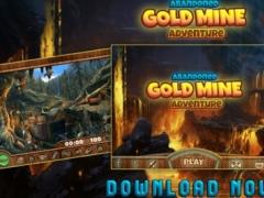 Abandoned Gold Mine Adventure - Pro 1.0 Screenshot