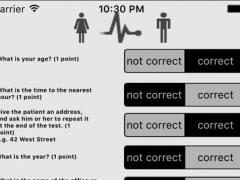 Abbreviated Mental Test Score (AMTS) 1.0 Screenshot