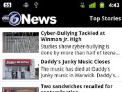 ABC 6 (WLNE – TV) 3.8.0 Screenshot