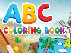 ABC Alphabet Coloring Book: Drawing Painting A-Z Pages with Cute Animal 1.0 Screenshot