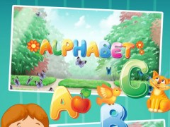 ABC Alphabet Tracing Writing Letters 123 Learning 1.0 Screenshot