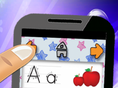 ABC calligraphy for kids 15.6.6 Screenshot