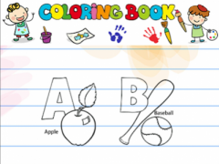 ABC Coloring Kids 2.0.1 Screenshot