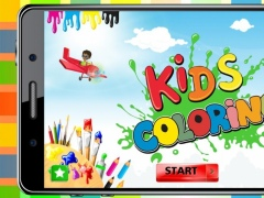 ABC Coloring Pages For Kids 3 Screenshot