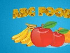 ABC Foods - Toddler Food ABC's 3.0 Screenshot