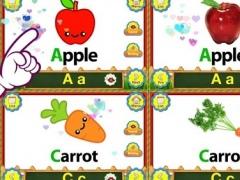 ABC Fruits English Flashcards 2.1 Screenshot