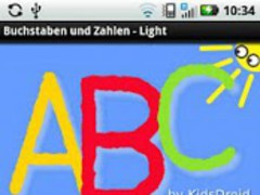 ABC Letters and Numbers Light 2.1 Screenshot