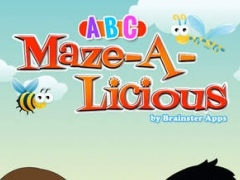 ABC Maze-A-Licious Toddler 1.0.1 Screenshot