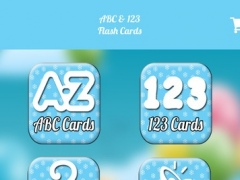 ABC Numbers and 123 For Kids-An Educational App 4.0 Screenshot