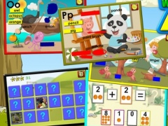 ABC preschool word and picture puzzle phonics 1.4.1 Screenshot