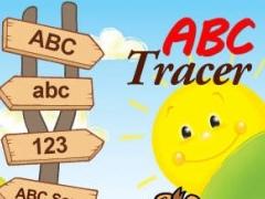 ABC Tracer - Alphabet flashcard tracing phonics and drawing 1.8 Screenshot