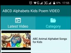 Review Screenshot - Learn alphabet in a Fun Manner
