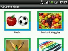 ABCD for Kids 2.0 Screenshot