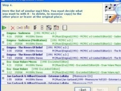 Abee MP3 Duplicates Finder 3.0 Screenshot