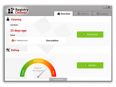 Abelssoft Registry Cleaner 2016h Screenshot