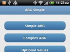 ABG Simple 1.4 Screenshot
