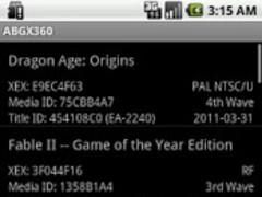 ABGX 1.2 Screenshot