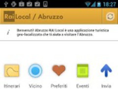 Abruzzo Rai Local 1.0 Screenshot