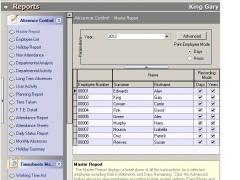 Absence Management System 6.1.0.2851 Screenshot
