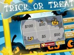 Absolute Halloween Scratch off - Real Fun Scratchers Lottery Tickets 1.0 Screenshot