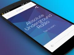 Absolute Underground Radio 2.0 Screenshot