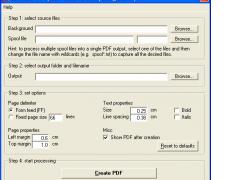 absolutePDF-Spool Base 1.1 Screenshot