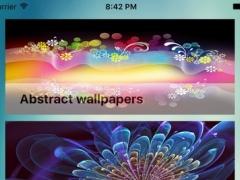 Abstract Wallpaper : Best HD Wallpaper & Backgroud 1.0 Screenshot