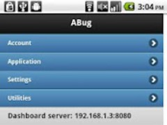 ABug 1.9 Screenshot