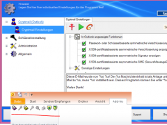abylon CRYPTMAIL 15.90.1 Screenshot
