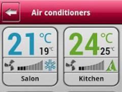 AC Mobile Control 2.4 Screenshot