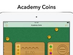 Academy Coins 1.4 Screenshot