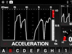 aCarputer GPS OBD 1.0 Screenshot