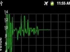 Accelerometer Data Reader Pro 2.0.1 Screenshot