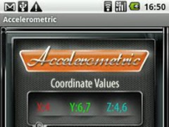 Accelerometric 1.1 Screenshot