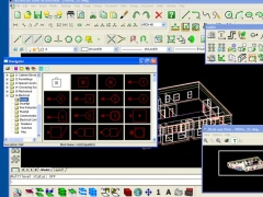 AcceliCAD 2013 7.2.5415.0 Screenshot