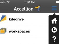 Accellion Mobile App for Good Technology 4.8.2.3 Screenshot