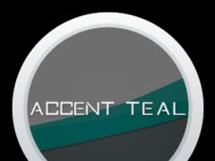 Accent Teal Theme 2.0b Screenshot