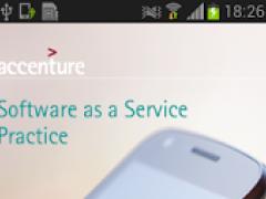 Accenture SaaS Capabilities 3.0 Screenshot