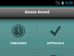AccessAccord 1.3.0 Screenshot