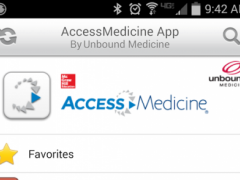 AccessMedicine App 2.6.46 Screenshot