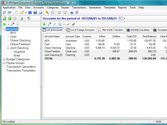 Account Xpress Lite 3.9.1 Screenshot