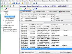 Account Xpress 3.9.1 Screenshot