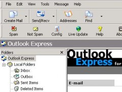 Accurate Spam For Outlook Express 1.2 Screenshot