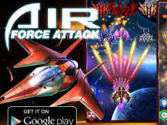 Ace Air Force - Galaxy Attack 1.0 Screenshot