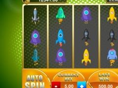 Ace Amazing Star Blacklight Slots - Casino 2.0 Screenshot