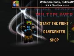 Ace Block Heroes War-Multiplayer 1.0 Screenshot