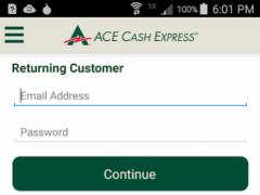 ACE Cash Express Mobile Loans 1.2.3 Screenshot